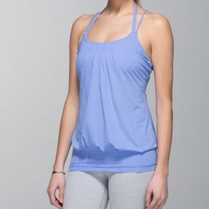 Lululemon | Flow And Go Tank Top Lullaby
